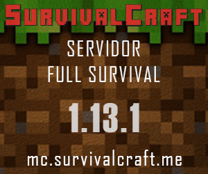 servidor de minecraft survival